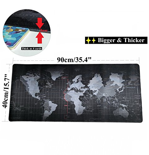 VIPAMZ Extended Xxxl Gaming Mouse Pad - 35.4