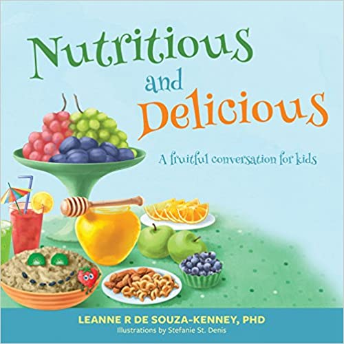 Nutritious and Delicious: A Fruitful Conversation for Kids