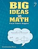 Math Workbook: Big Ideas in Math, Grade 7 Student Workbook
