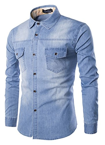 Life Denim Shirt - 4