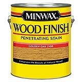 Minwax 71001000 Wood Finish, 1 gallon, Golden Oak by Minwax