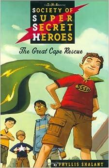 the secret hero book pdf