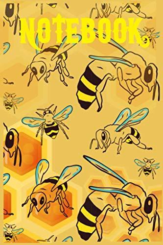 Beekeeper Notebook: college ruled