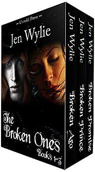 The Broken Ones Bundle (Books 1-3) by [Wylie, Jen]