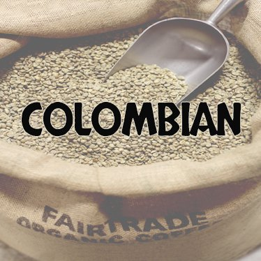 Dean's Beans Structured Coffee Company, Colombian Green Coffee, Unroasted, 5 Pound Bulk Bag (Organic, Fair Trade and Kosher Certified)