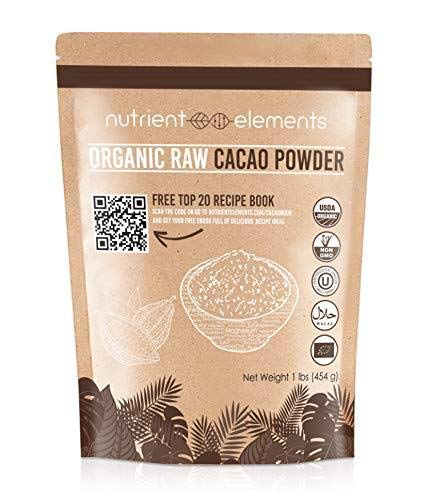 1lb Raw Organic Cacao
