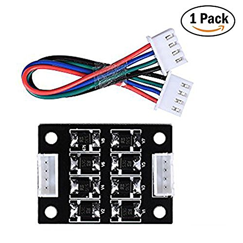 TL Smoother Addon Module for Pattern Elimination Motor Clipping Filter 3D Printer Stepper Motor Drivers (1 PCS)