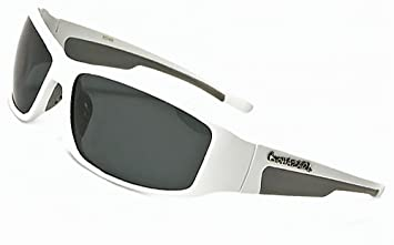 c41648693c5 Image Unavailable. Image not available for. Color  Biohazard White Sport  Sunglasses
