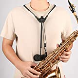 Saxophone Harness Musical Instrument Neck Strap for