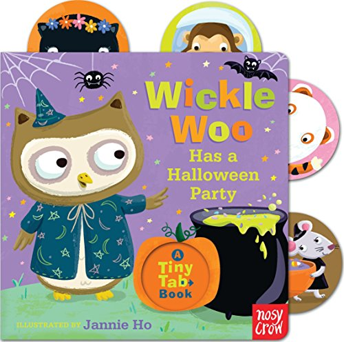 Wickle Woo Has a Halloween Party (Tiny (Baby's First Halloween Party Ideas)
