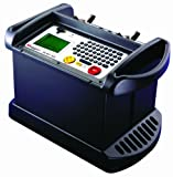 Megger DLRO200-115 High Current Digital Low Resistance Microhmmeter with Additional Output Smoothing, +/-0.5% Accuracy