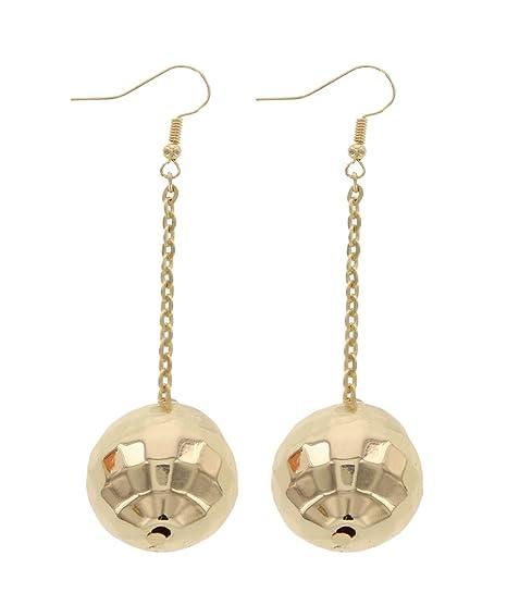 0982e4574f124 Disco Ball Earrings for Women - 70's Halloween Earrings Women's Costume  Accessories - Choice of Color