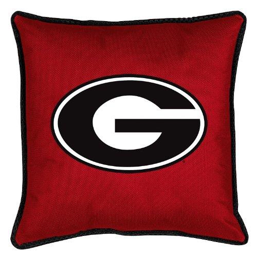 NCAA Georgia Bulldogs Sideline Pillow