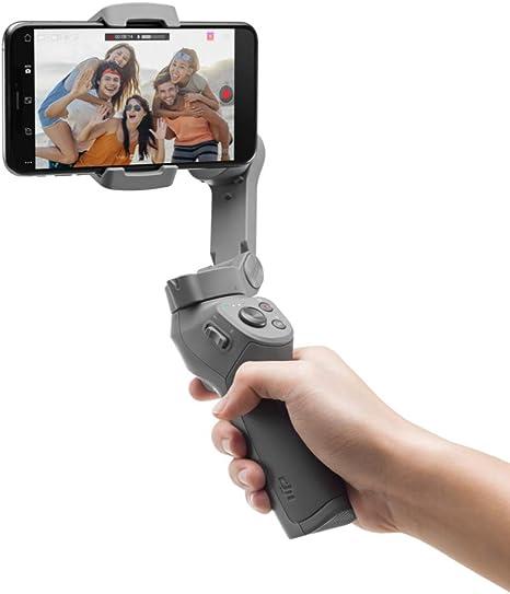 DJI Osmo Mobile 3 Smartphone Estabilizador de cardán Gimbal 3 Ejes ...