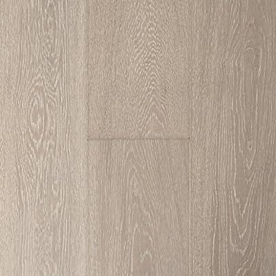 ADM Flooring - Titan Grey - Wide Oak Engineered Hardwood Flooring