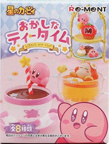 Miniaturas Kirby Pupupu Festival de Re-Ment, Japón con granizada, Tambor, algodón de azúcar: Amazon.es: Juguetes y juegos