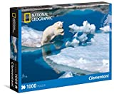 polar bear puzzle - Clementoni