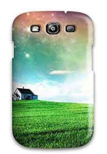 Series Skin Case Cover For Galaxy S3(house)