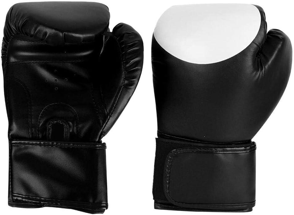 V GEBY Guantes de Boxeo de Entrenamiento Unisex 1 par para Ejercicio de Entrenamiento de Lucha de Boxeo para Adultos