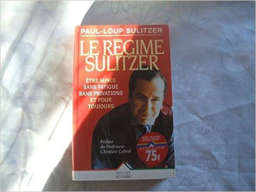 En ligne téléchargement gratuit Regime sulitzer (le) pdf ebook