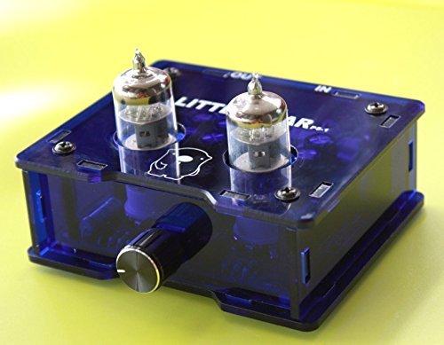 Little bear P5-1 BLUE tube valve puffer Preamp Preamplifier amplifier ver1.2 Little Bear Audio
