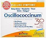 Boiron Oscillococcinum for Flu-like Symptoms Pellets, Super Savings, 90 Count Package /0.04 Oz each