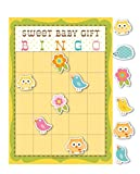 Club Pack of 60 Sweet Baby Happi Tree Baby Shower Bingo Game