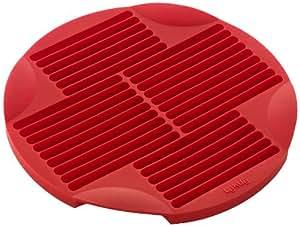 Lékué Sticks - Molde para palitos caseros, color rojo