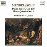 Mendelssohn Klavierquartett 1 Bartholdy