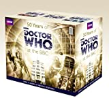 50 Years of Doctor Who at the BBC Box Set
