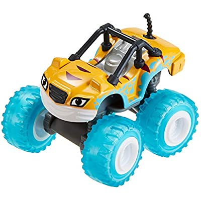 Fisher-Price Nickelodeon Blaze & The Monster Machines, Water Rider Stripes: Toys & Games