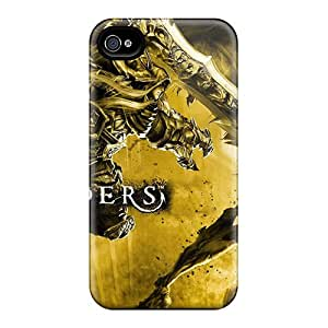 Iphone 4/4s Case, Premium Protective Case With Awesome Look - Darksiders Game