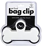 Cheap ORE Pet Food Bag Clip – White & Black