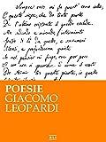 Image of Poesie. G. Leopardi (RLI CLASSICI) (Italian Edition)
