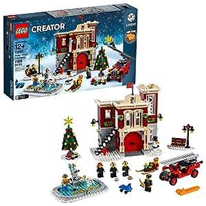 LEGO Creator Expert Winter Village Fire Station 10263 Building Kit