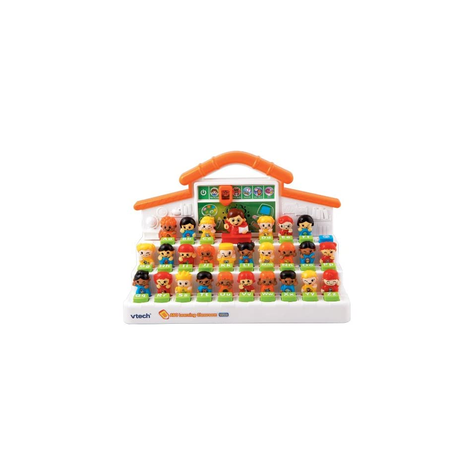 Vtech   ABC Learning Classroom with Web Connect  Toys & Games