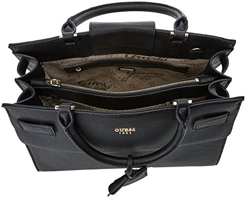 Guess Damen Hwvg6216060 Shopper, 17x26x32 cm Schwarz (Nero)