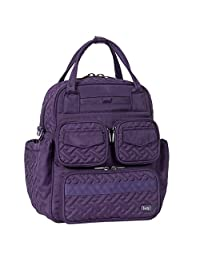 Lug Mini Puddle Jumper 2 Messenger Bag, Brushed Concord, One Size (Model: MINI PUD JUMP 2-BRUSHED CONCORD)
