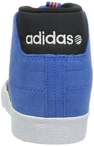 Adidas BB Neo ST Daily F38535 suede schwarz königsblau in vers. Größen