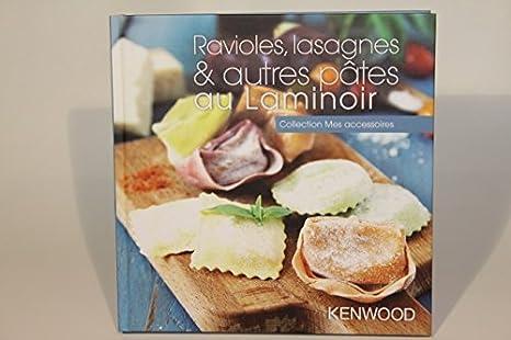 Ricetta Lasagne Kenwood.Kenwood Libro Di Ricette Ravioli Lasagne Al Pasta Machine Amazon It Grandi Elettrodomestici