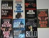 7 Thrillers By Jack Higgins: