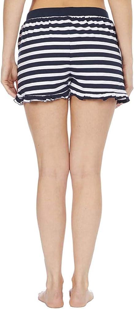 Insignia Mujer Pantalones de Andar por Casa Jersey Algodón Suave ...