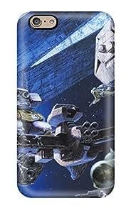 ZippyDoritEduard Case Cover For Iphone 6 - Retailer Packaging Spaceship Protective Case