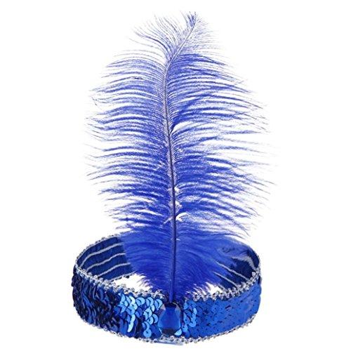 BODYA (Blue Headband Costume)