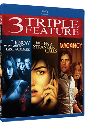I Know What You Did Last Summer, When a Stranger Calls, Vacancy - BD Triple Feature [Blu-ray]
