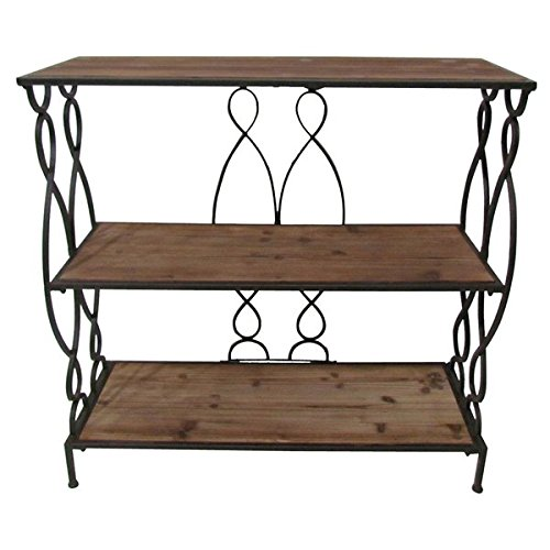 Christopher Knight Home Marseille 3-shelf Rustic Bookcase