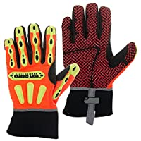 Deals on West Chester Kevlar Lined Work Gloves With Super Grip