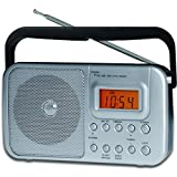 Coby CR-201 Portable AM/FM Shortwave Radio by Coby