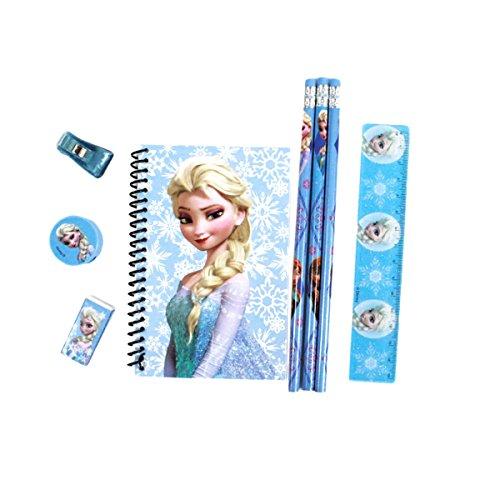 Officially Licensed Disney Frozen Stationery Set - Elsa ()