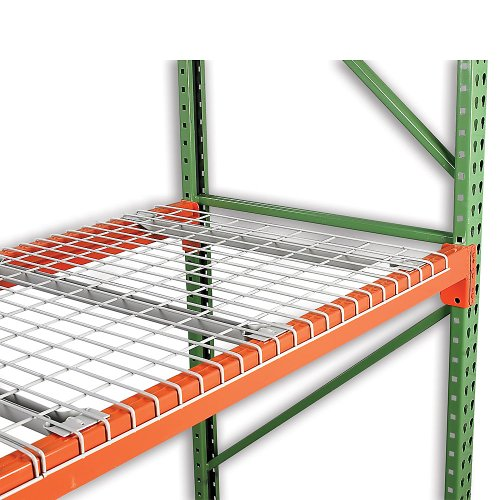 STEEL KING Wire Decking for Structural Pallet Racks - 46x42